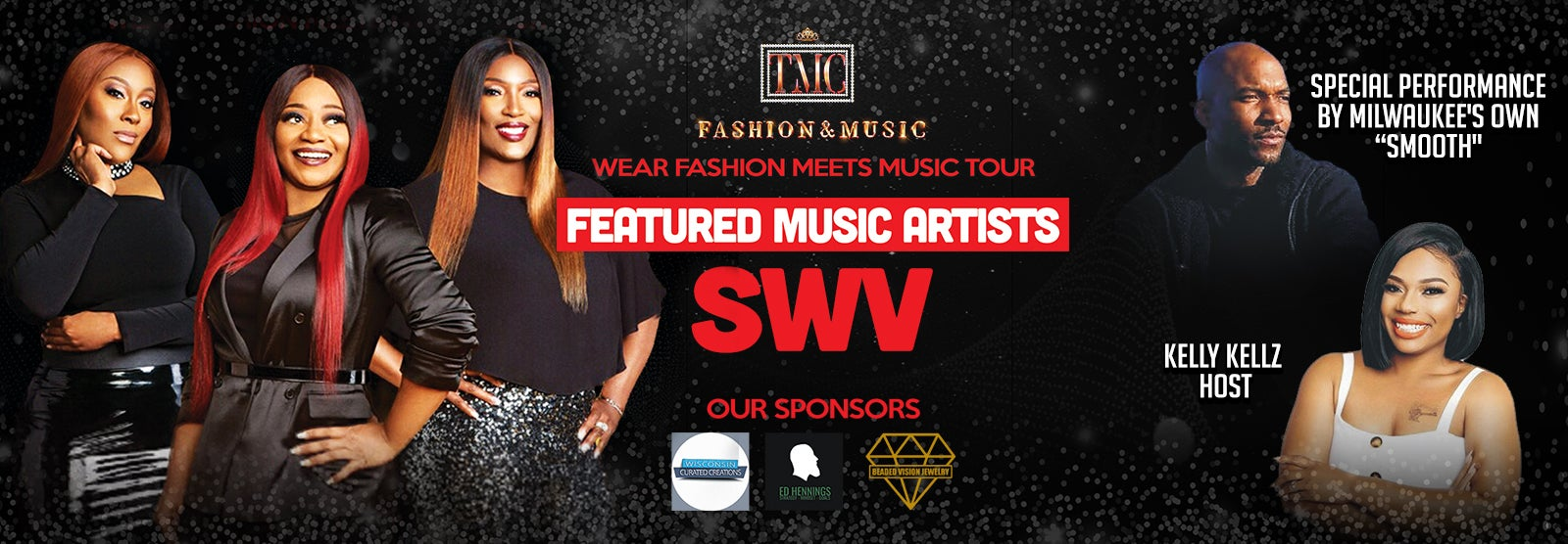 """Wear Fashion Meets Music"""