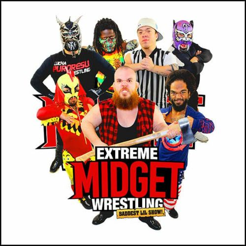 More Info for Extreme Midget Wrestling Federation