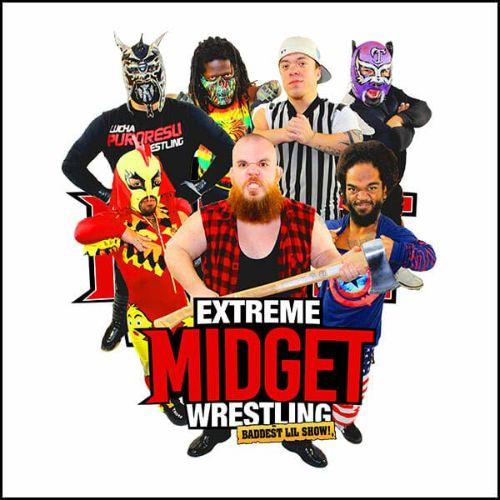 More Info for Extreme Midget Wrestling Federation