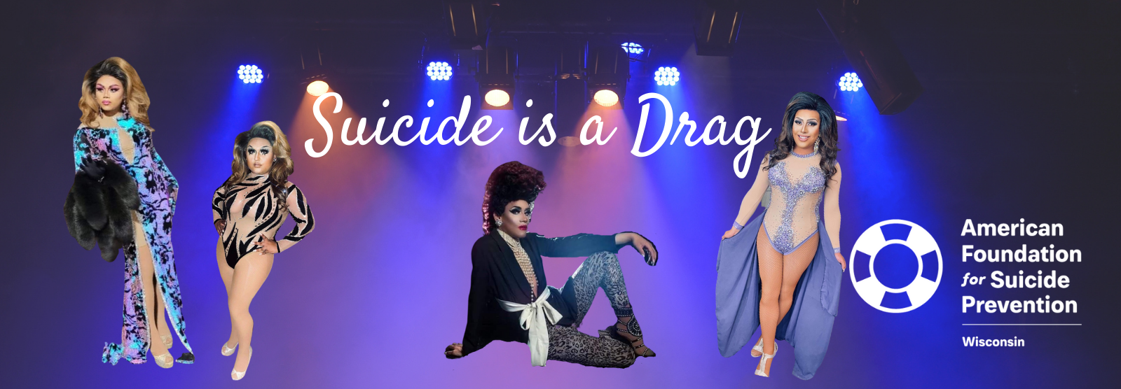 Suicide Is A Drag