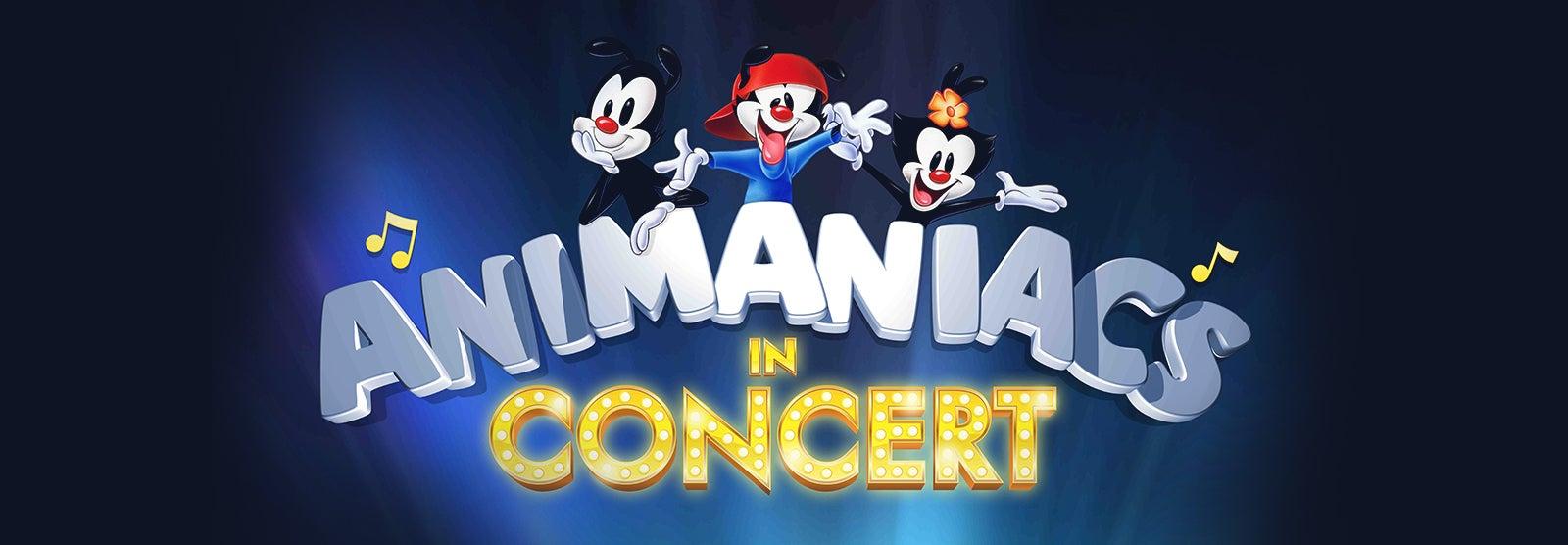 Animaniacs - In Concert