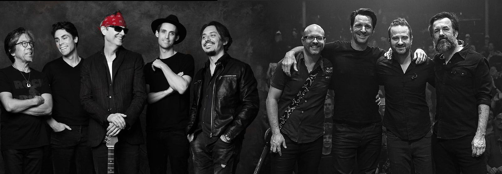 The BoDeans and The Gufs