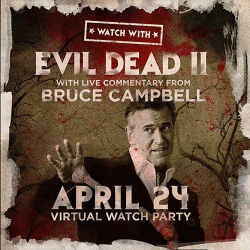 More Info for EVIL DEAD II