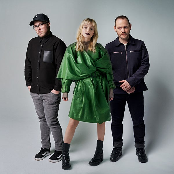 More Info for CHVRCHES