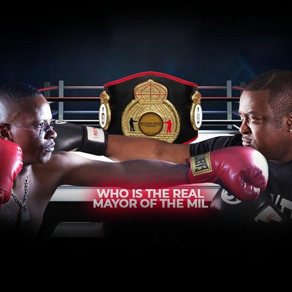 "More Info for Celebrity Boxing Match: O.G. TWEEZY vs REGGIE ""SMOOTH  AZ BUTTA"" BROWN"