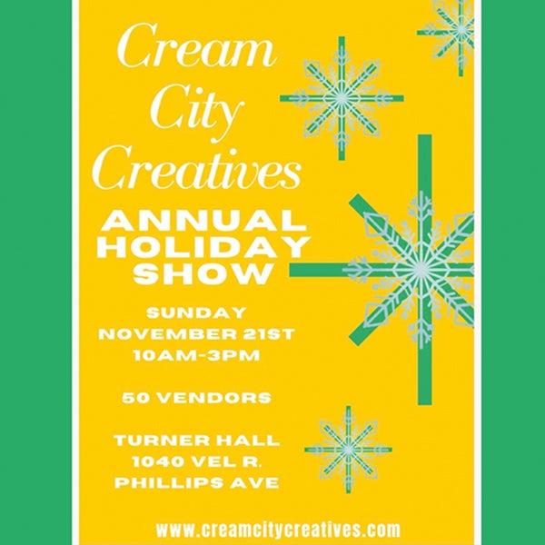 More Info for Cream City Creatives