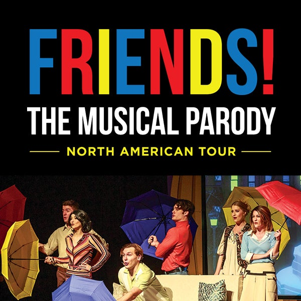 More Info for Friends The Musical Parody