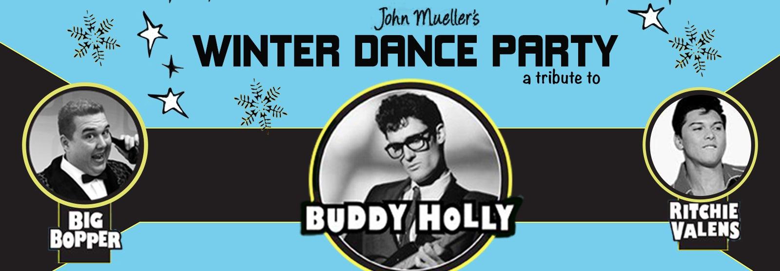 John Mueller's Winter Dance Party
