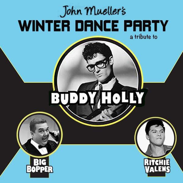 More Info for John Mueller's Winter Dance Party