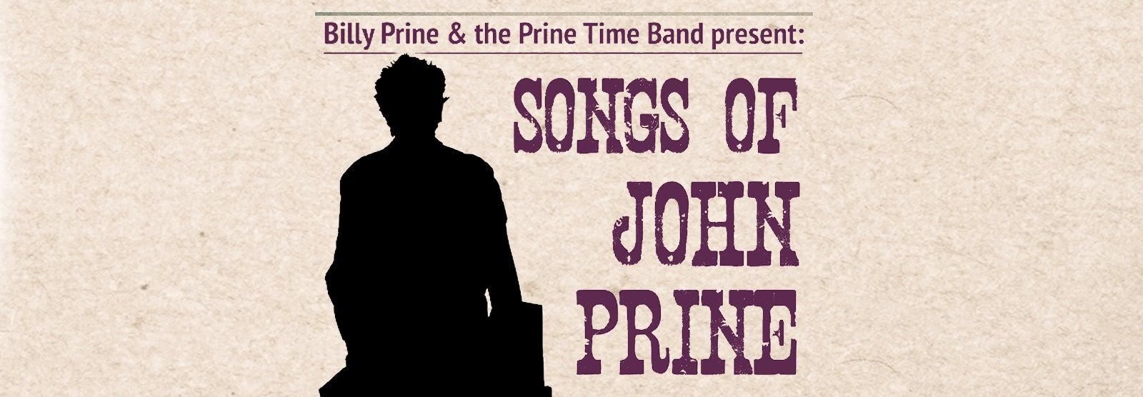 The Songs of John Prine