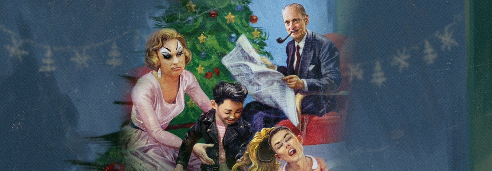 A John Waters Christmas…It's A Yuletide Massacre