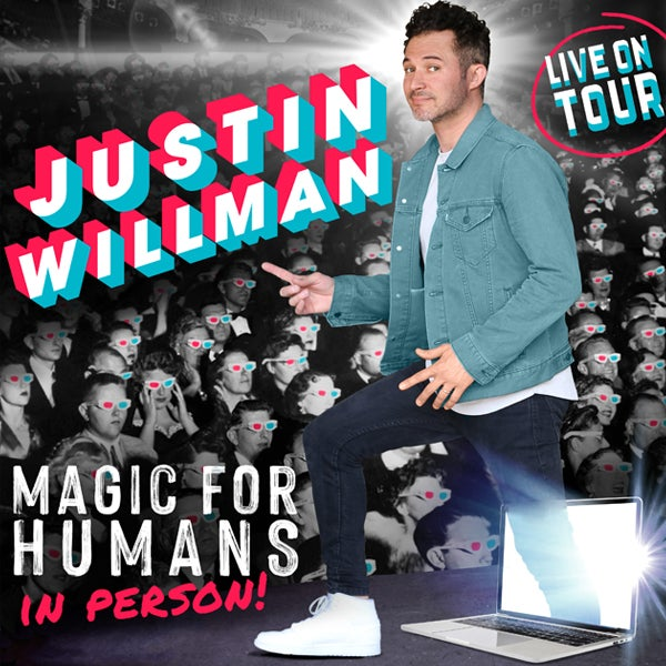 More Info for Justin Willman