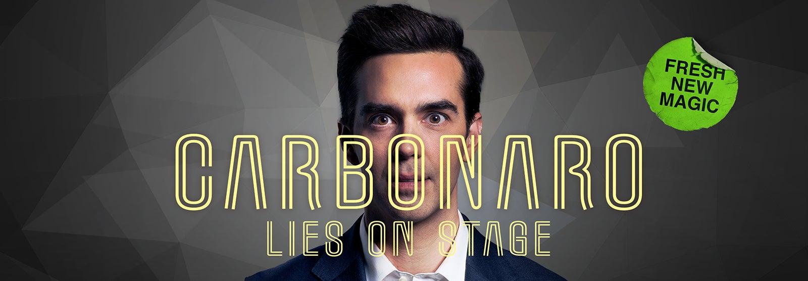 Michael Carbonaro: