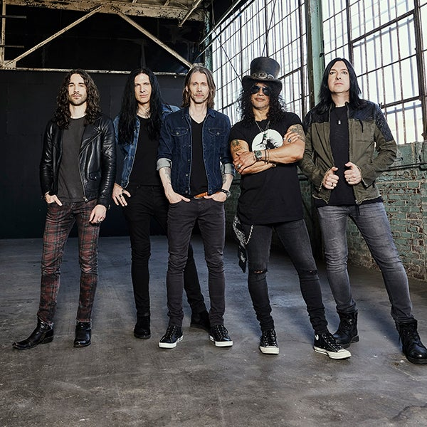 More Info for Slash featuring Myles Kennedy and The Conspirators