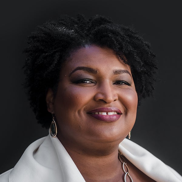 More Info for Stacey Abrams