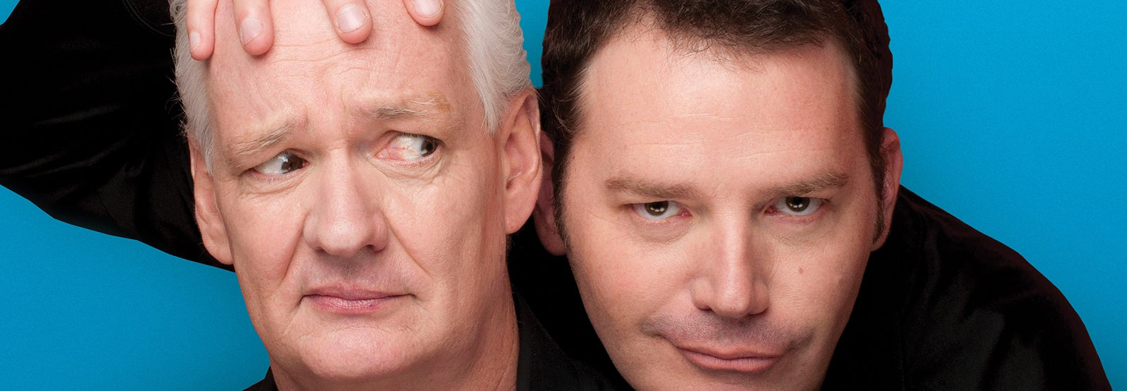 Colin Mochrie & Brad Sherwood of Whose Line is it Anyway?!