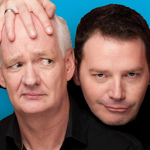 More Info for Colin Mochrie & Brad Sherwood of Whose Line is it Anyway?!