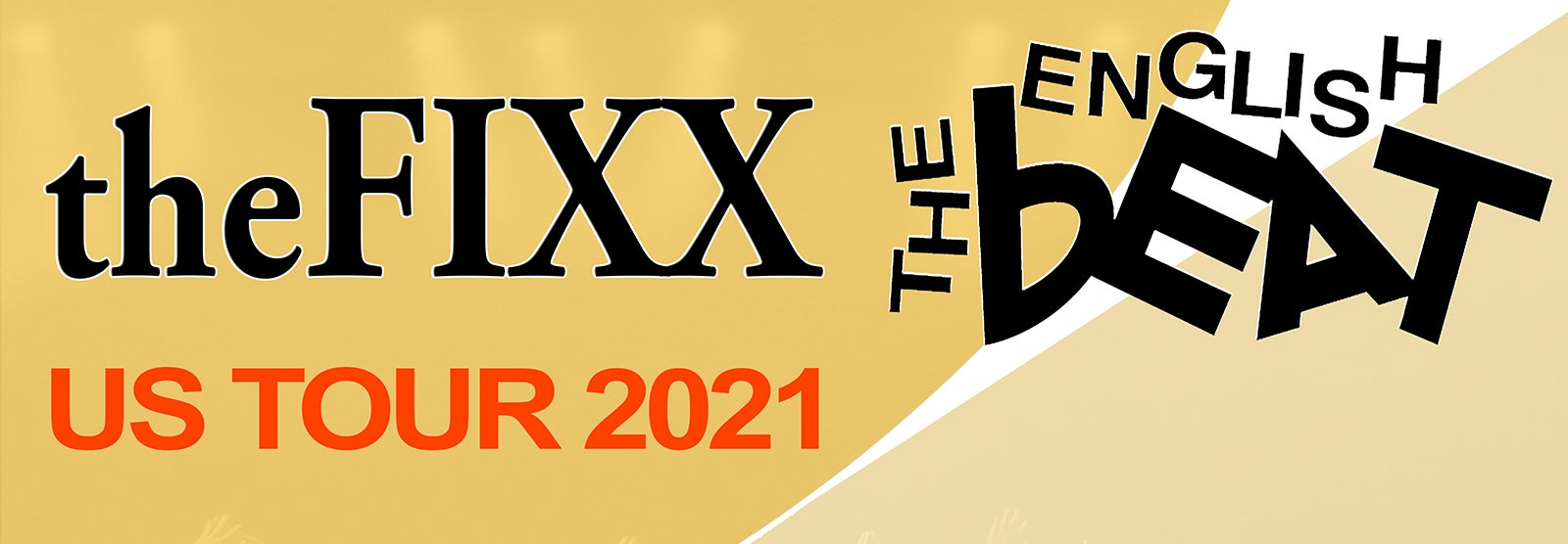 The Fixx/English Beat