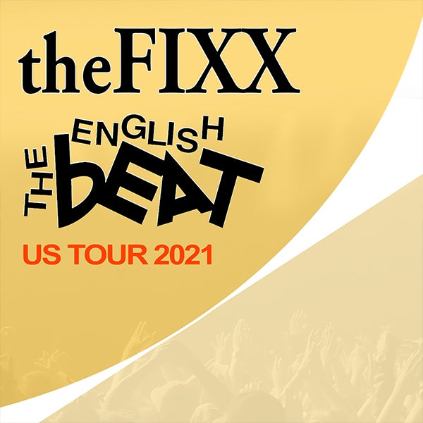More Info for The Fixx/English Beat