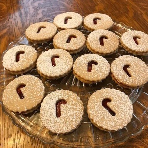 More Info for Food Friday: Linzer Cookies