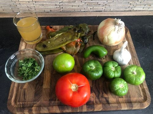 More Info for Food Friday: Feelin' (Chile Verde) Saucy!