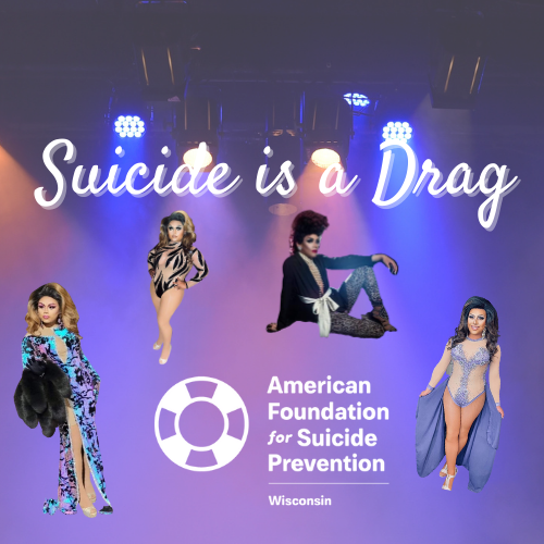 More Info for Suicide Is A Drag