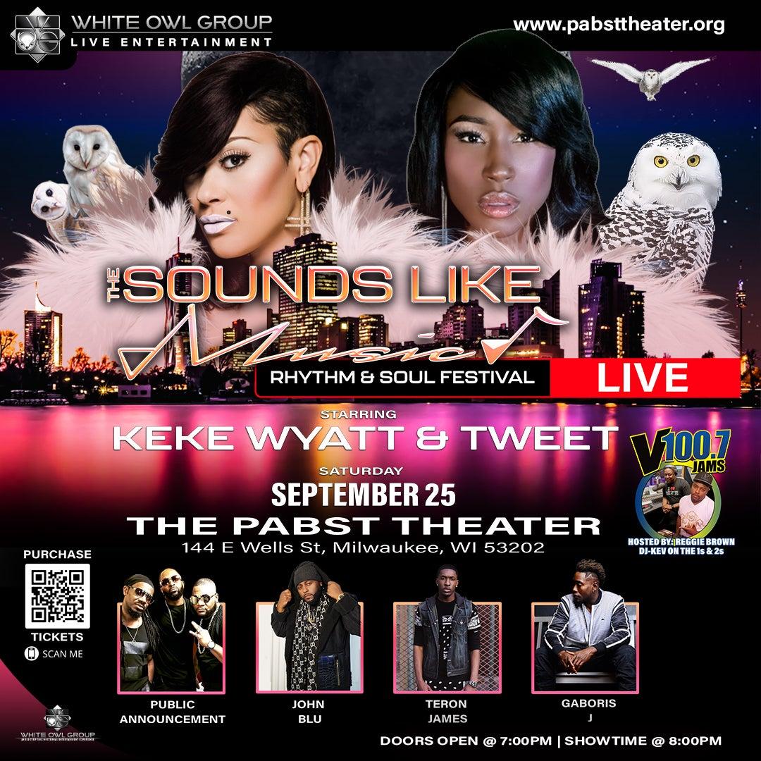 More Info for The Sounds Like Music Rhythm & Soul Festival